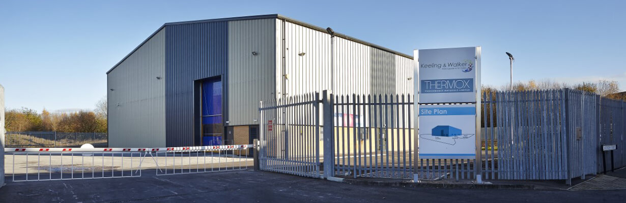 Keeling and Walker Factory