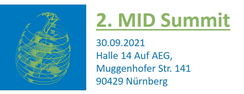 LDS Additives at the 2nd MID Summit, 30.9.21 in Nuremberg/Germany